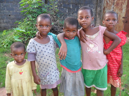 Vulnerable children of single and widowed mothers