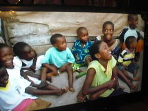 Some orphan children under our care