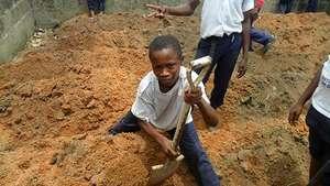 Farming is tough - we need modern skills/equipment