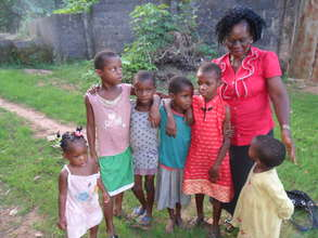 Vocational Skills for Mothers, Widows and Children