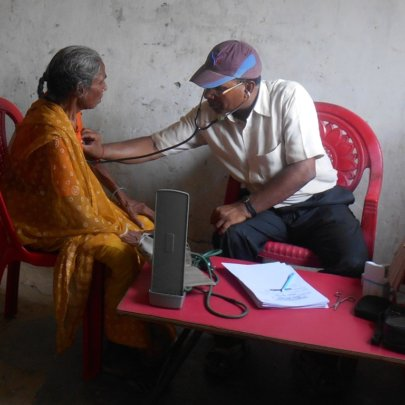 Help 500 Most Needy Indian Senior Citizens
