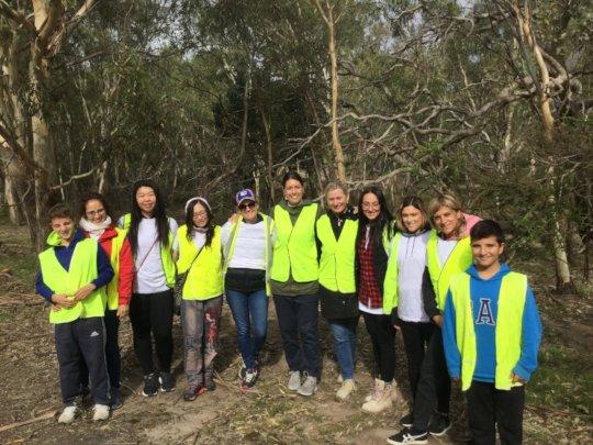 AMAZING volunteers at Woodland Historic Park