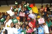 sacin - a programme to get 3000 orphans sponsored