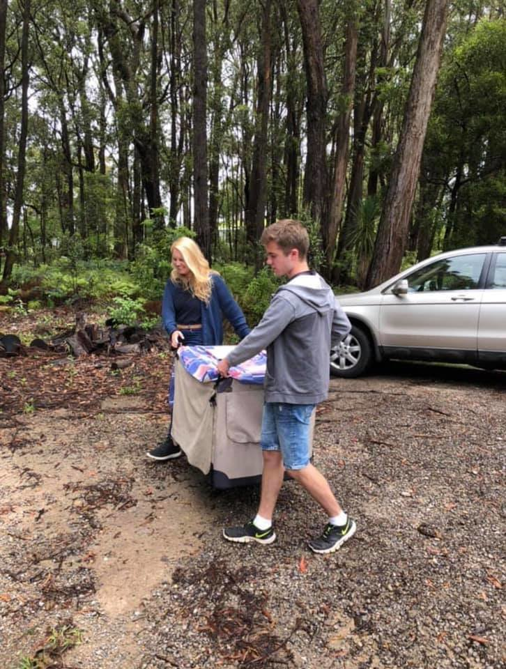 Lynleigh and Connor bring Oracle to Higher Ground