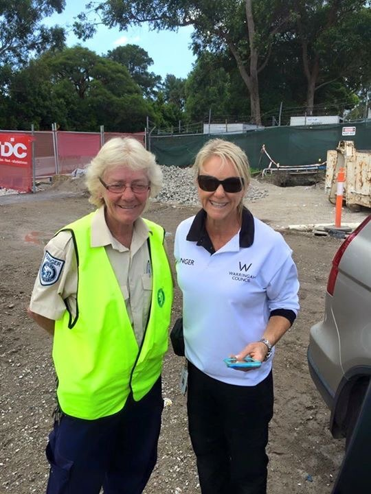 Council Rangers happy to assist