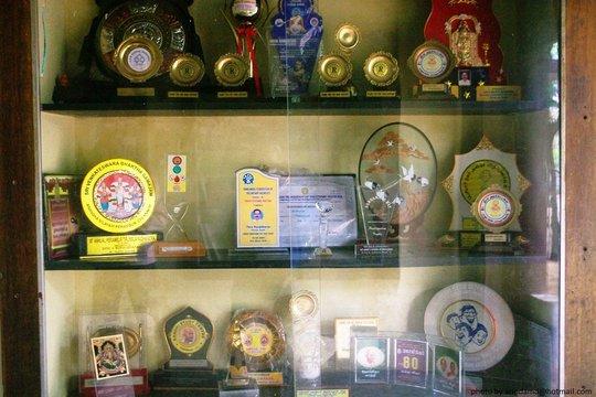Awards for Sevalaya