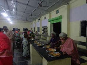 Senior Citizens at Sevalaya