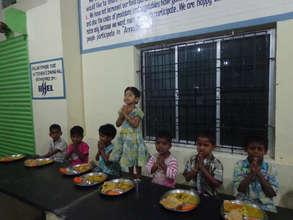 Welfare of Destitute rural poor children & elders