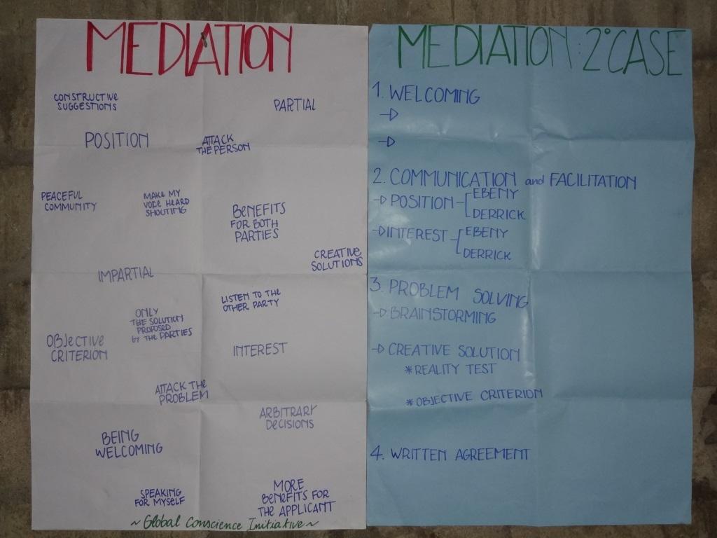 icebreaker: good or bad mediation?