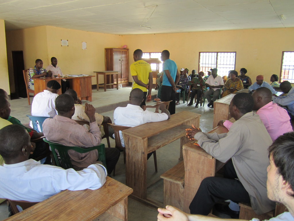 Increasing access to justice in rural Cameroon