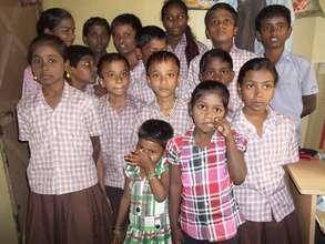 Children at BBPD