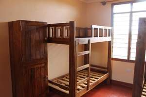 Beds and cabinets purchased through this campaign