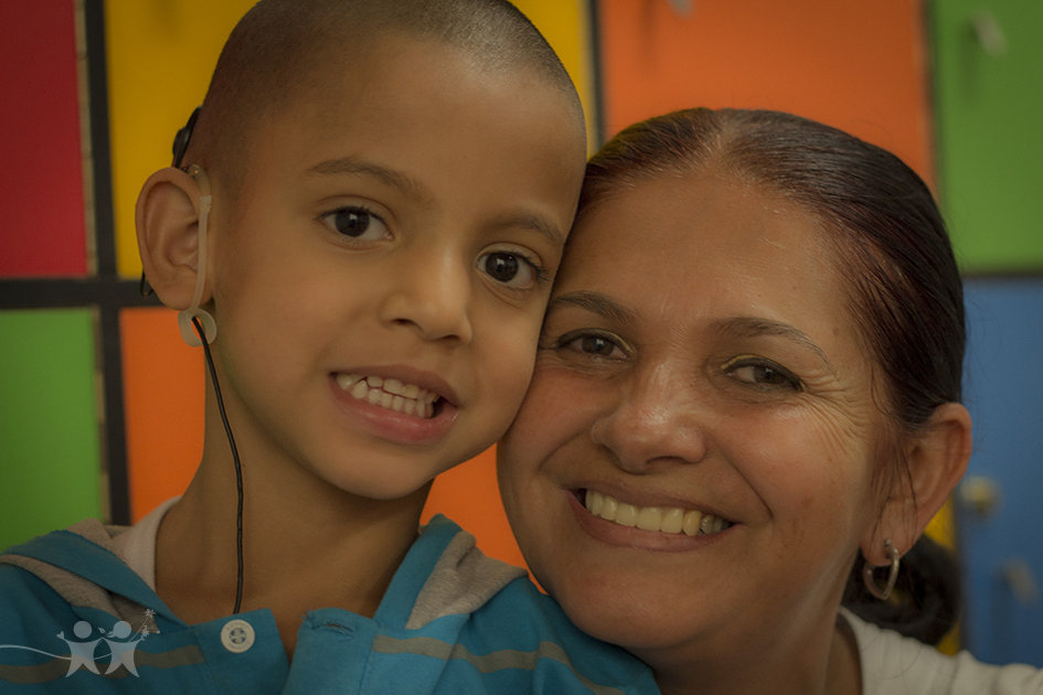 Support 12 kids with hearing loss in Medellin