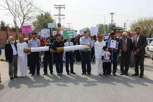 Anti Smoking Day Walk