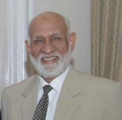 Dr. Abdul Tawwab Khan (may Allah bless his soul)