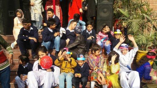 Children fun activity