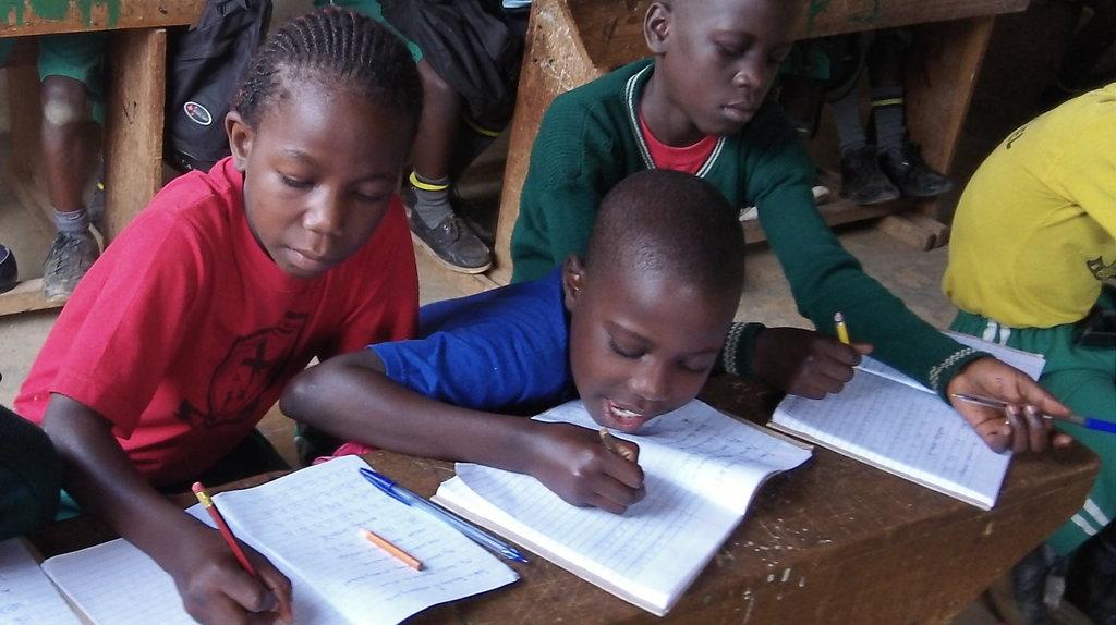 Send Children to School in Uganda