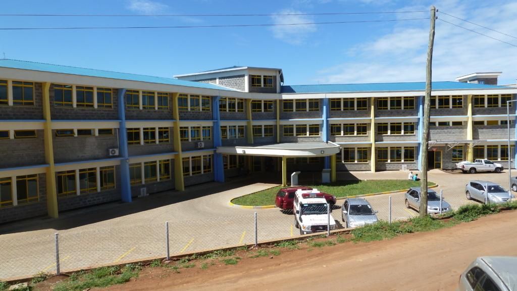 New Shoe4Africa Pediatric Hospital, Eldoret