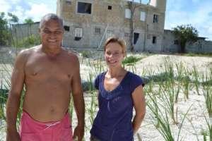 Domingo Maiz community leaders