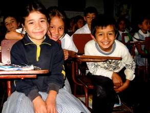 Quality Education for 70 students in Colombia