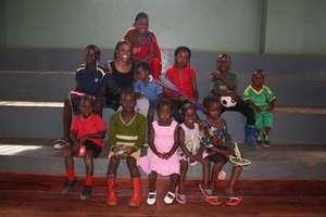 Beautiful children- the reason we do work!
