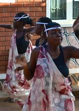 Kinyarwanda dancing