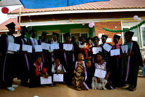 HOCW advanced students graduate