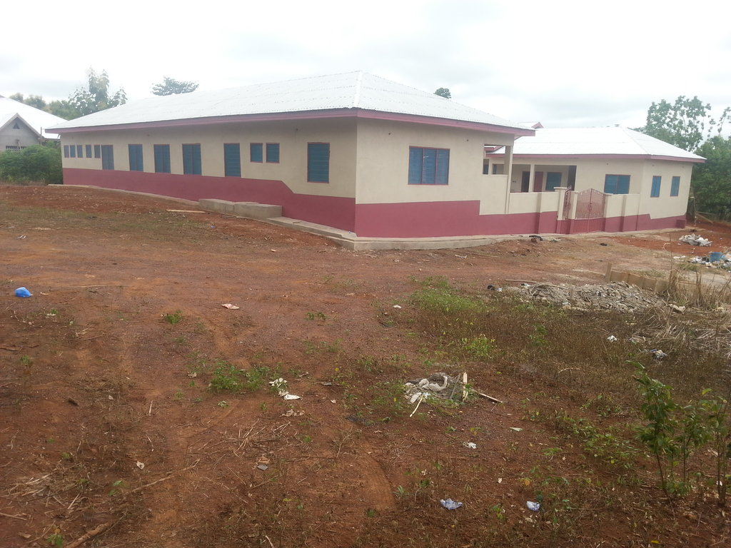 Help Us Provide Shelter for Orphans in Dormaa Area