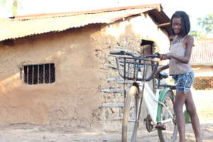 Bicycles change lives in Southern Mozambique