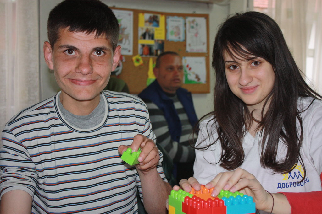 Give Work to 15 Men with Intellectual Disabilities