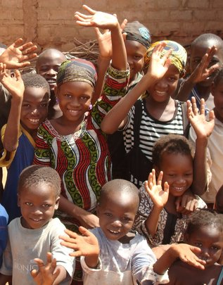 Assure life of 120 orphans (children) in Togo