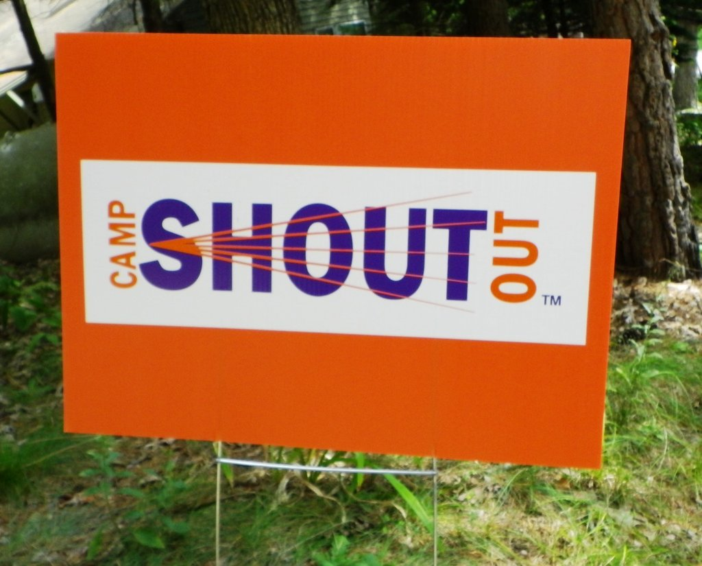 Camp Shout Out: Youth Who Stutter
