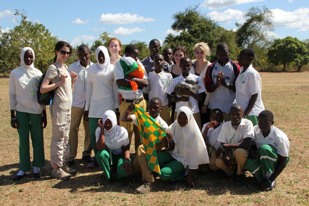 July 2014 Student Field Visit to Tanzania