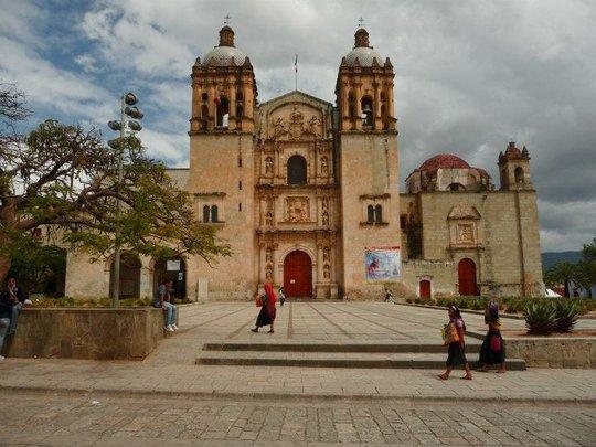 Exconvento de Santo Domingo, our concert venue