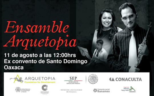 Concert Teaser Poster (Oaxaca)