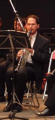 Director Christopher Davis in Recital