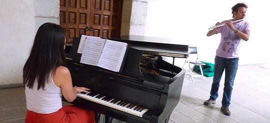 Arias, Maresch Rehearsal (Oaxaca)