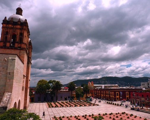 Our Neighborhood: Oaxaca, Mexico Historic District