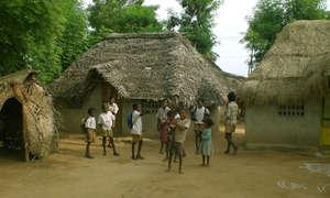 Tribal children need dress to change