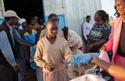 Sanitary towels to Poor Girls & Widows in Kenya