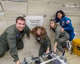 SEDS-ASU with Astronaut Nicole Stott