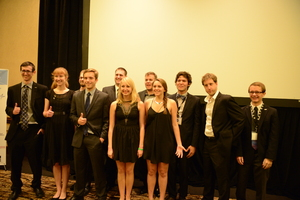 Incoming and Outgoing SEDS-USA Board of Directors
