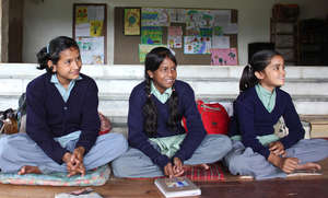 Support Girls' Education in India