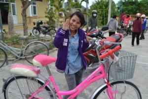 RPS Bikes for Girls Program