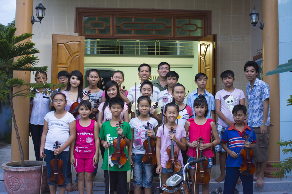 Community Music Program for Vietnamese Youth