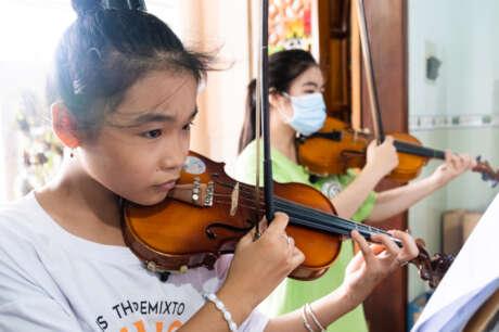 Community Music Program for Vietnamese Youth