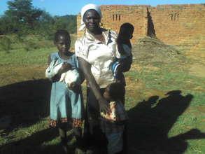 Spiwe and her children