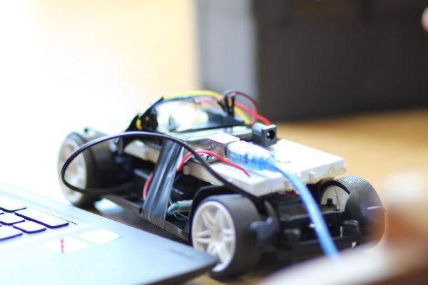 Code Car Prototype
