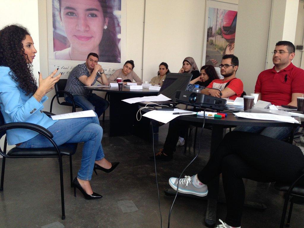 Mentor Training Session