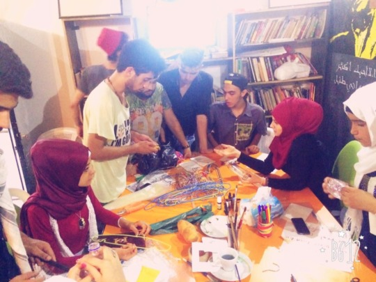 Innovation Session with Refugee Youth